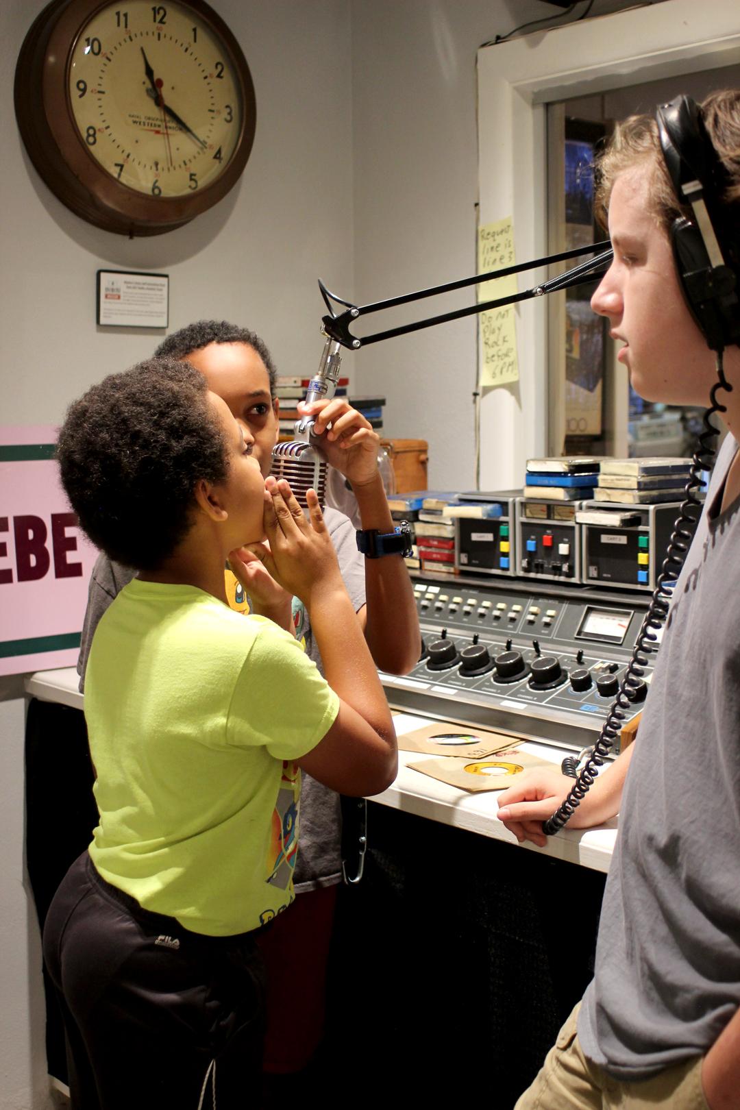 radio studio texas broadcast museum